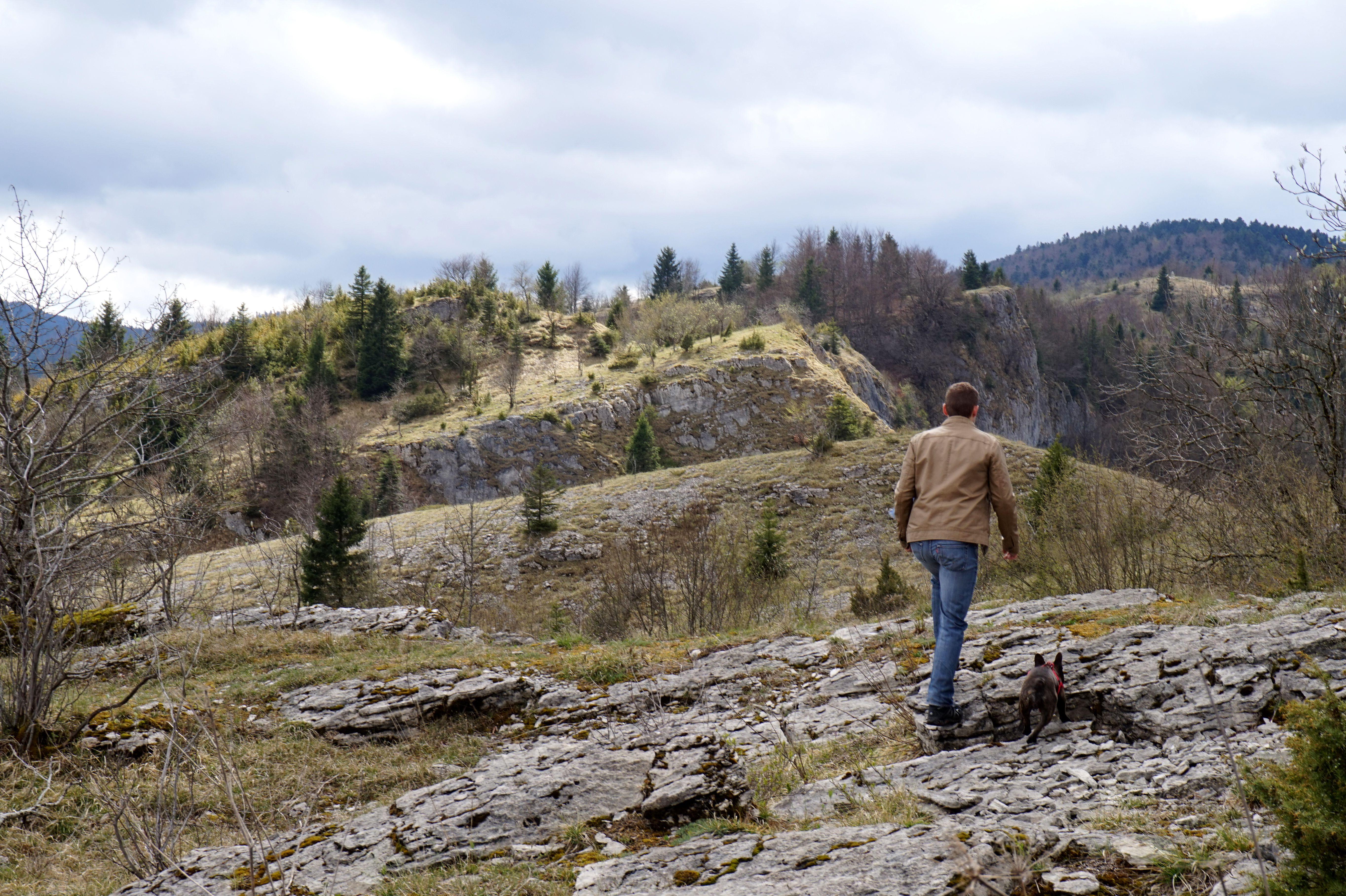 Randonnées en famille dans le Jura