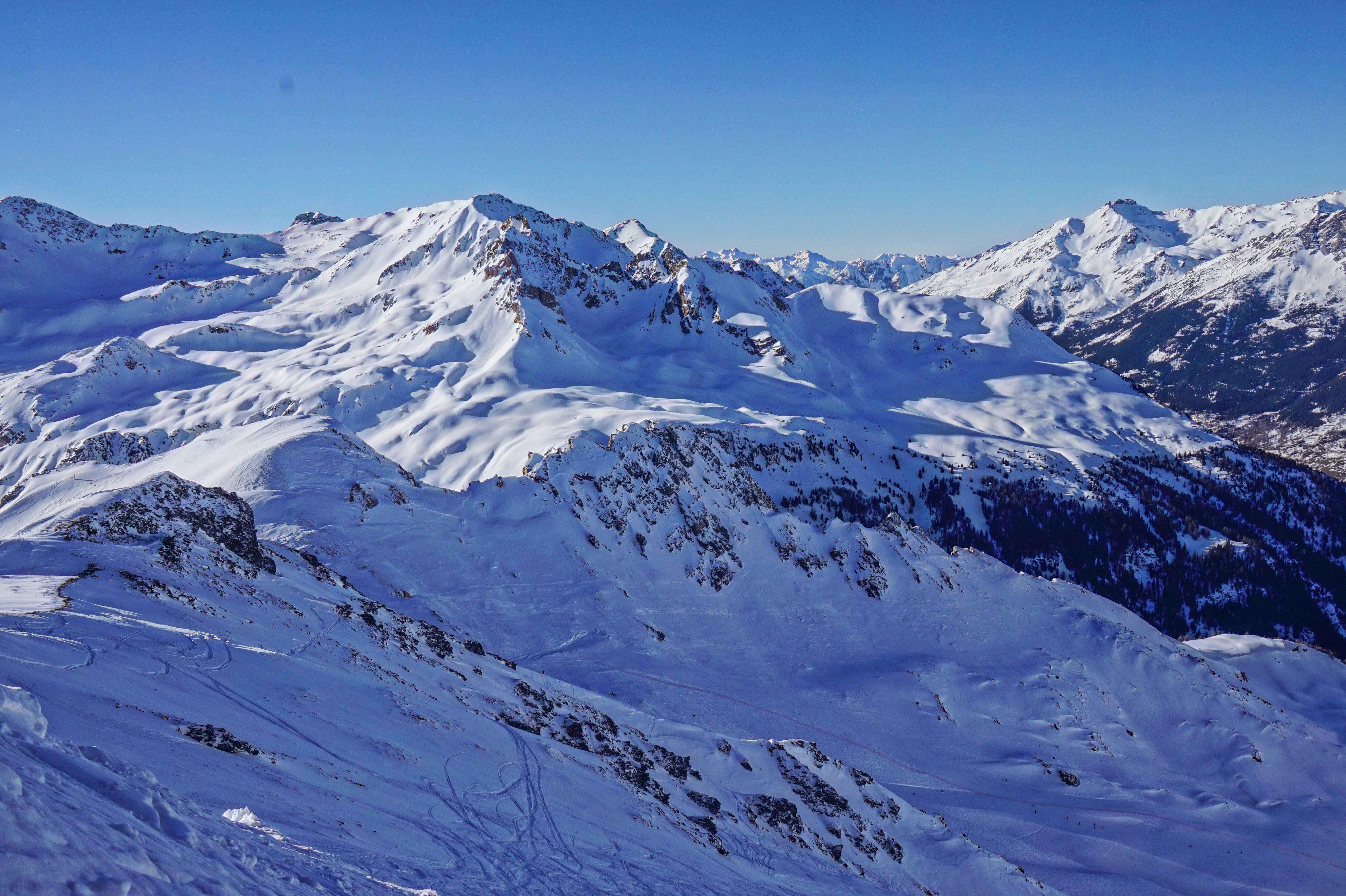 Une semaine sur la neige de Savoie