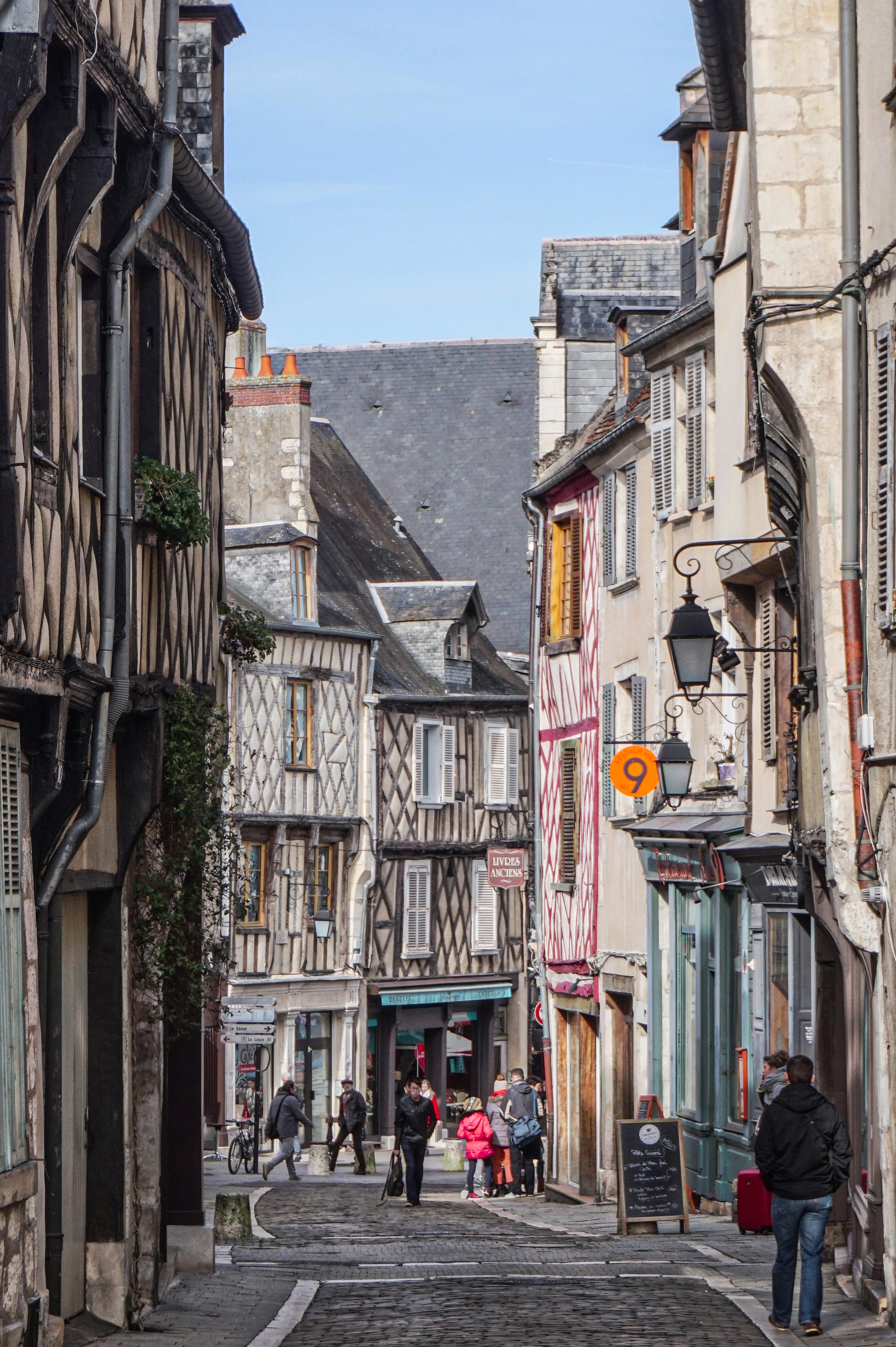 Bourges : une journée dans la capitale du Berry